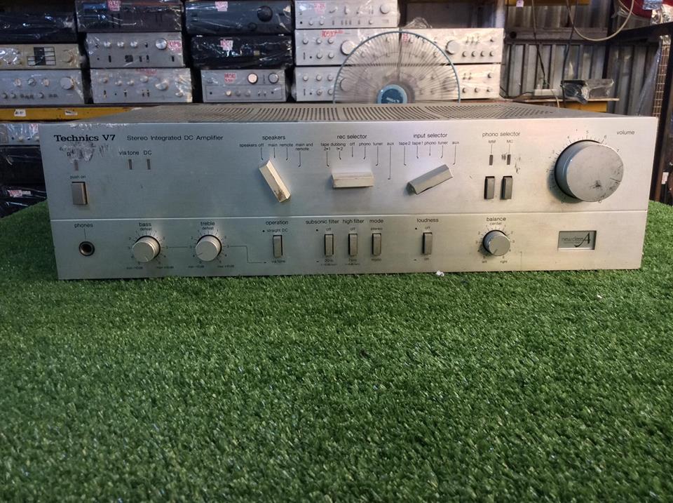 เครื่องขยายเสียง Technics SU-V7