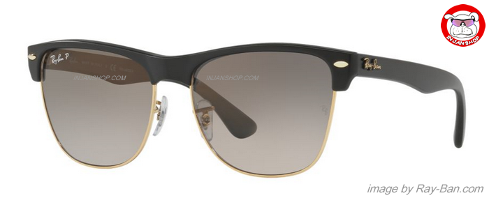 RayBan RB4175 877/M3   CLUBMASTER OVERSIZED