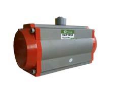 โซลินอยด์วาล์ว VAT Series pneumatic actuator