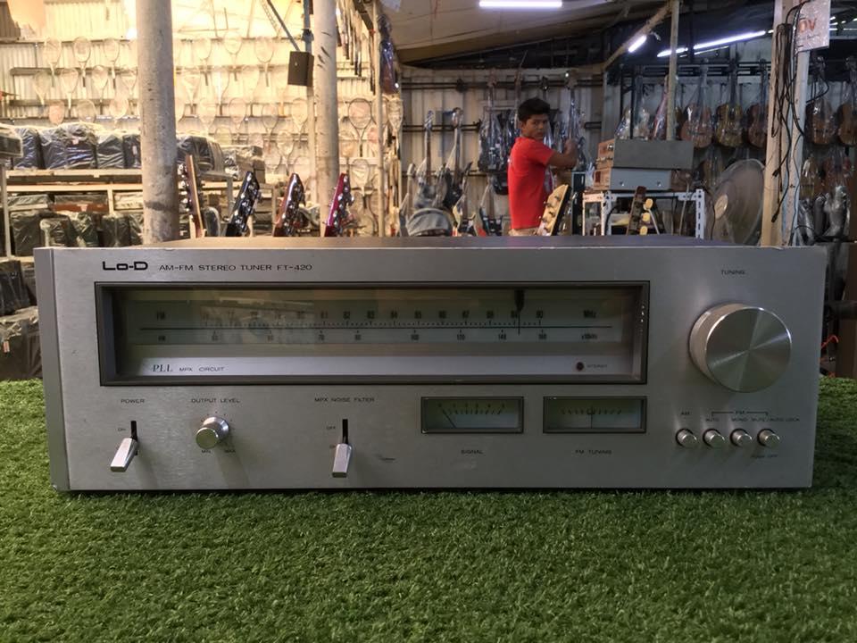 วิทยุ FM AM Lo-D FT-420