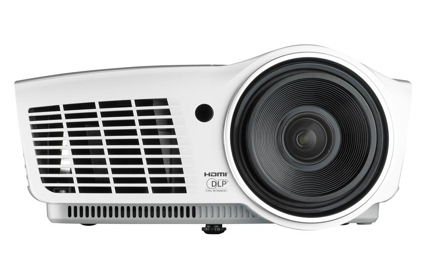 VIVITEK D803W-3D 3600 Ansi WXGA 15000:1