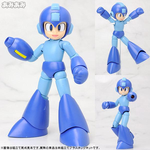Mega Man - Mega Man 1/10 Plastic Model Kit(Pre-order)