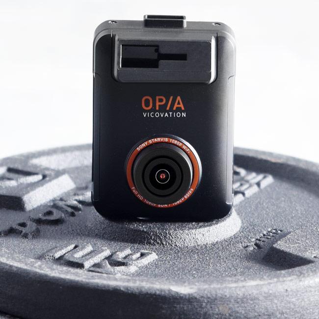 กล้องติดรถยนต์ Vicovation Opia1