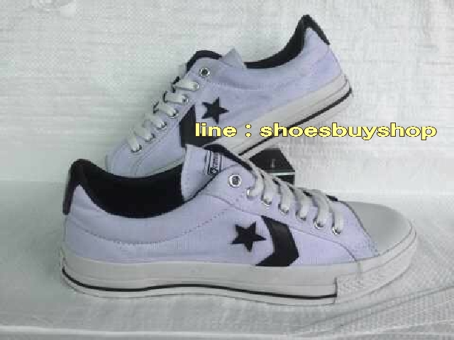 รองเท้า converse Star Player สีขาว