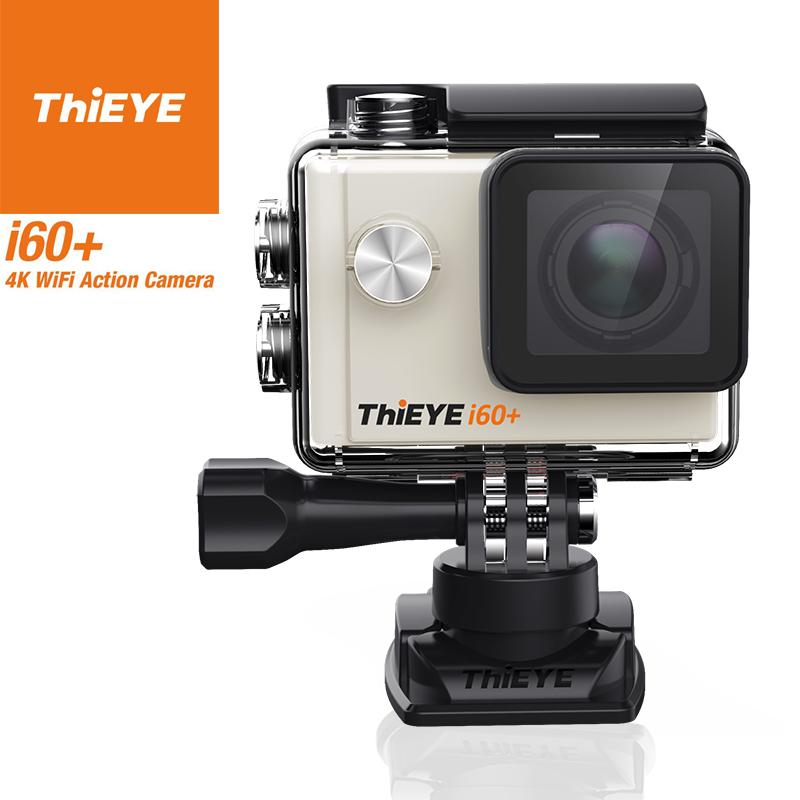 ThiEYE i60+ 4K Ultra HD Sports Camera (Silver)