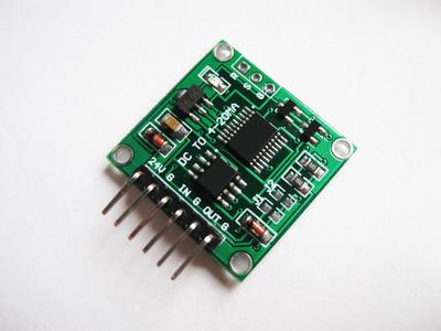 โมดูลแปลงแรงดัน 0-5V เป็นกระแส 4-20MA Voltage to Current