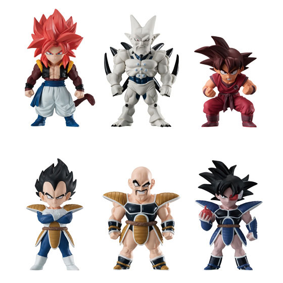 Dragon Ball - Adverge Vol.8 10Pack BOX (CANDY TOY)(Pre-order)