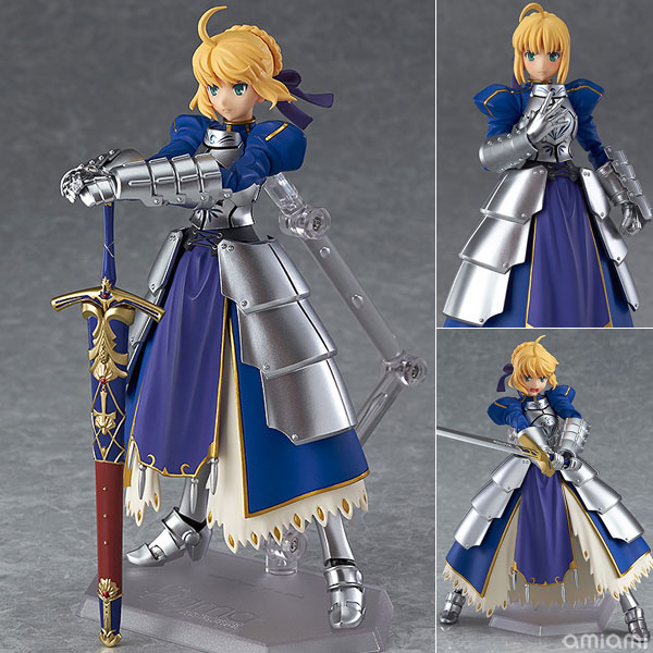 figma - Fate/stay night: Saber 2.0(Pre-order)