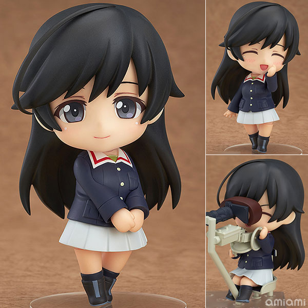 Nendoroid - Girls und Panzer: Hana Isuzu(Pre-order)