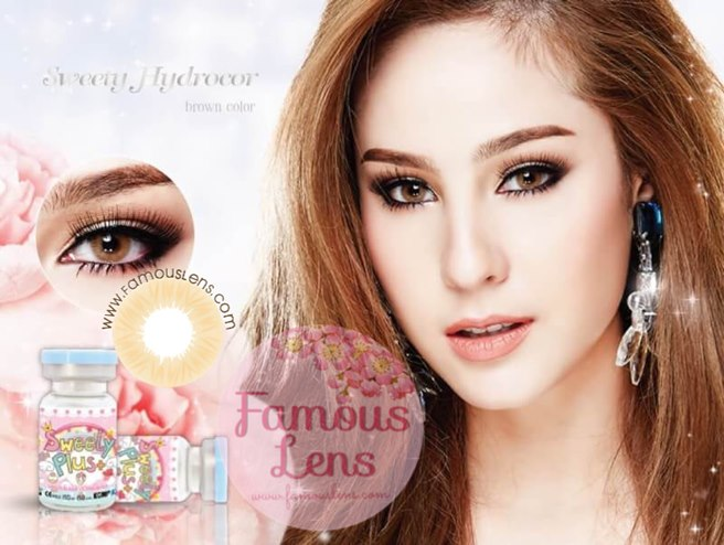 contact lens seller supplier sweety plus thailand