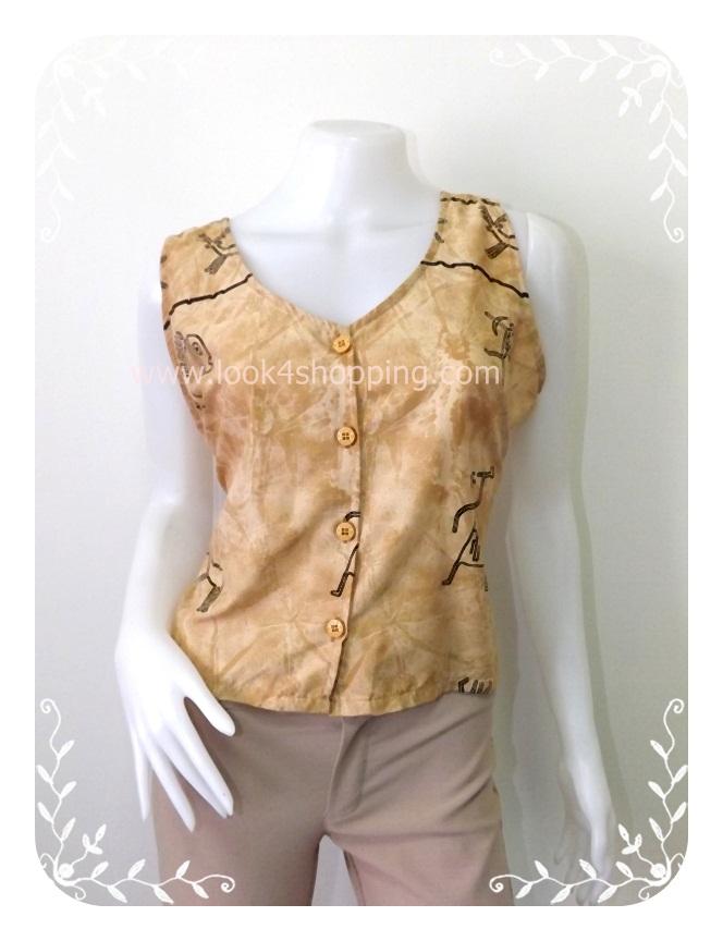 """jp1821-เสื้อแฟชั่น สวยๆ RIMA """"อก 43 นิ้ว"""""""