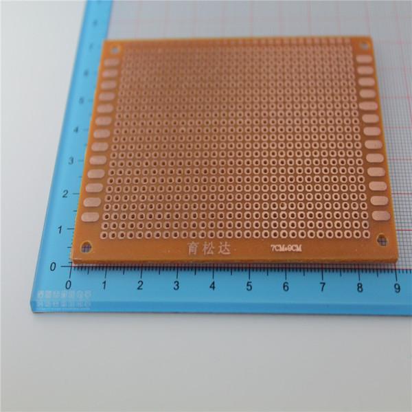 แผ่นปริ๊นอเนกประสงค์ ไข่ปลา Prototype PCB Board 7x9 cm