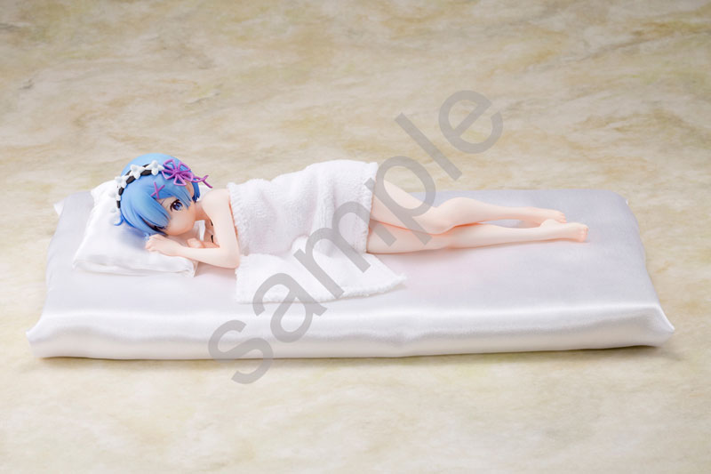(Pre-order)Re:ZERO -Starting Life in Another World- Rem Sleep Sharing Ver. 1/7 Complete Figure