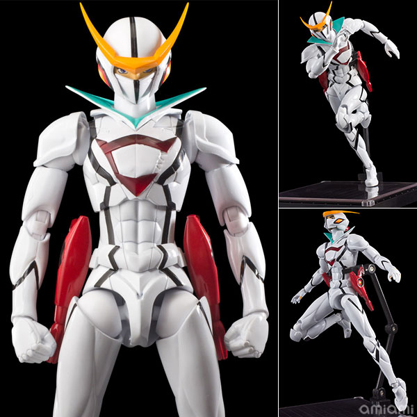 Tatsunoko Heroes Fighting Gear - Casshan Action Figure(Pre-order)