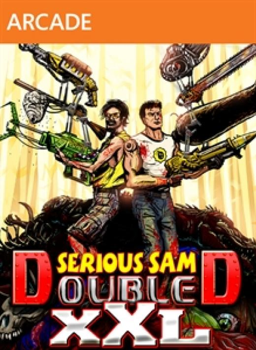 Serious Sam Double D XXL [XBLA][RGH]
