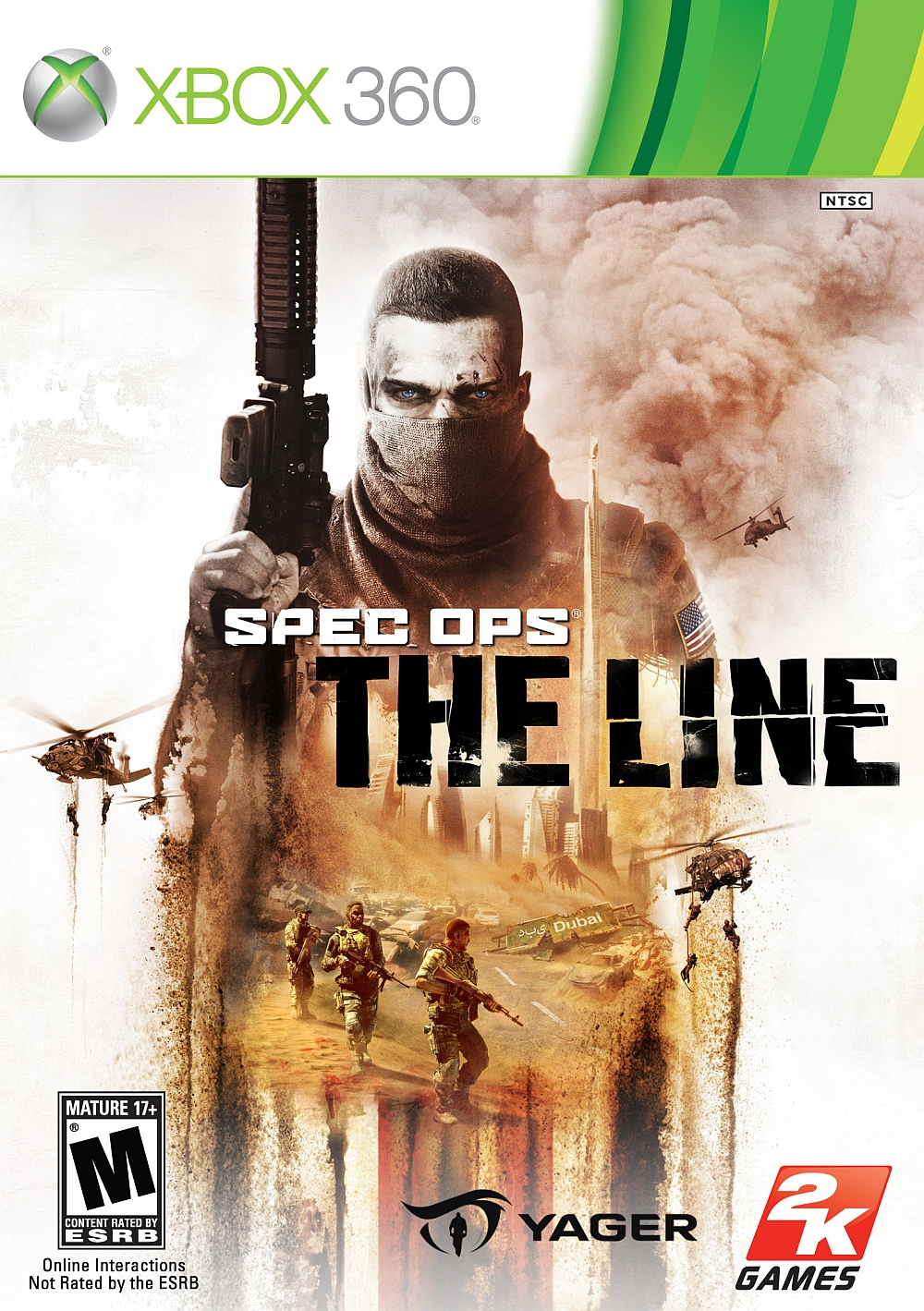 Spec Ops: The Line (LT+2.0)(XGD3)(Burner Max)