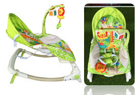 เปลโยกลายสิงโต (Newborn-to-Toddler Portable Rocker)