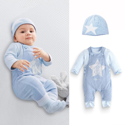 ID284-เสื้อ+หมวก 4 ชุด /แพค ไซส์ 70 80 80 90