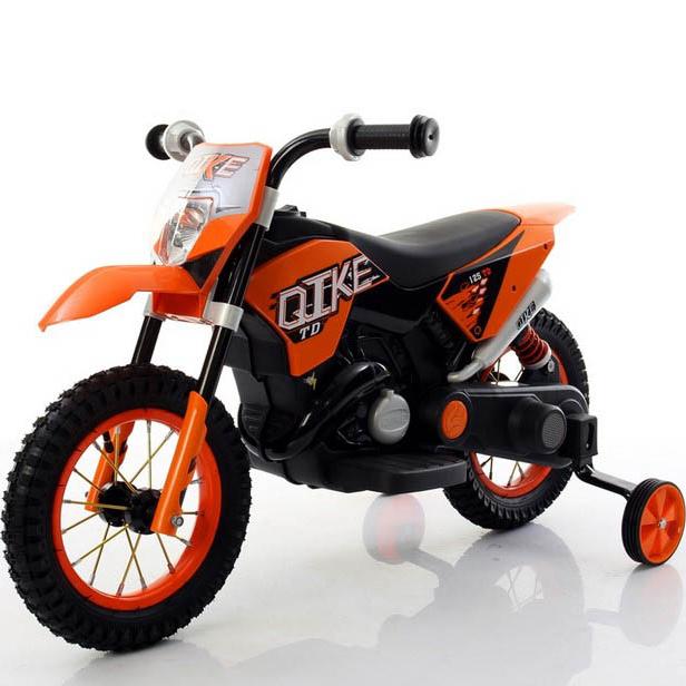 รถแบตเตอรี่ มอเตอร์ไซค์วิบาก Motocross