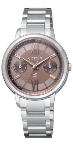 นาฬิกาข้อมือผู้หญิง Citizen Eco-Drive รุ่น FD1010-53W, Duratect Sapphire Japan Elegant