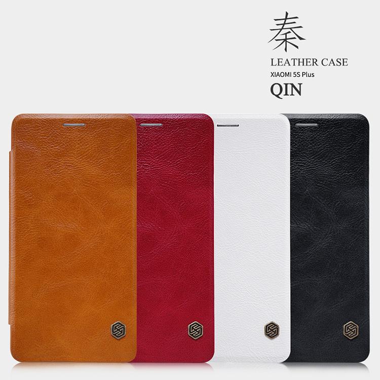 เคส Xiaomi Mi 5s Plus NILLKIN Qin Leather Case