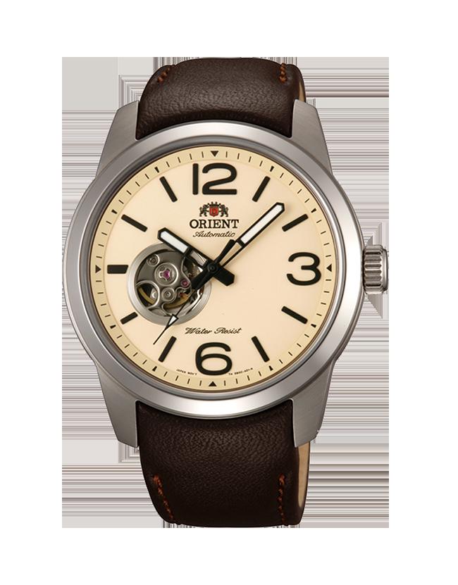 นาฬิกาผู้ชาย Orient รุ่น FDB0C005Y0, Scout Open Heart Automatic