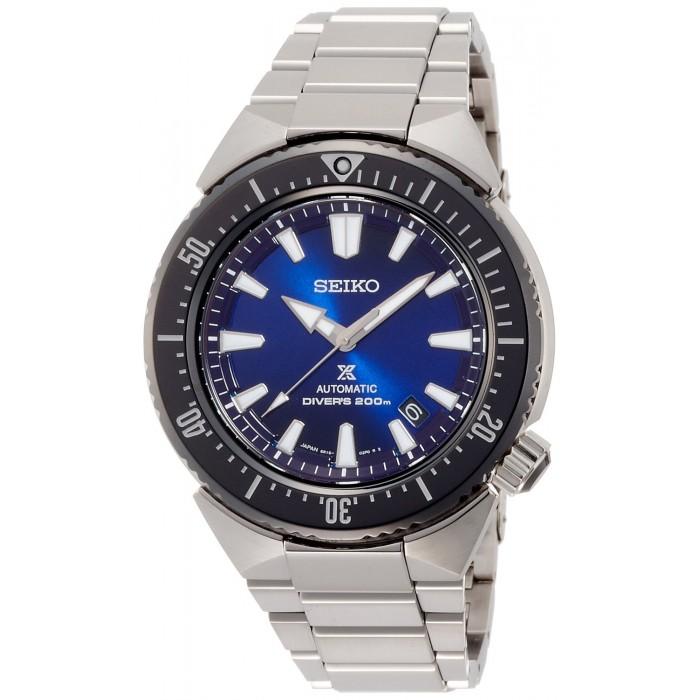 """นาฬิกาผู้ชาย Seiko รุ่น SBDC047, Prospex Automatic """"TRANSOCEAN RISINGWAVE"""" 200m Diver (Made In Japan)"""