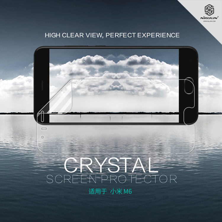 ฟิล์มกันรอยใส Nillkin Super Clear สำหรับ Xiaomi Mi 6