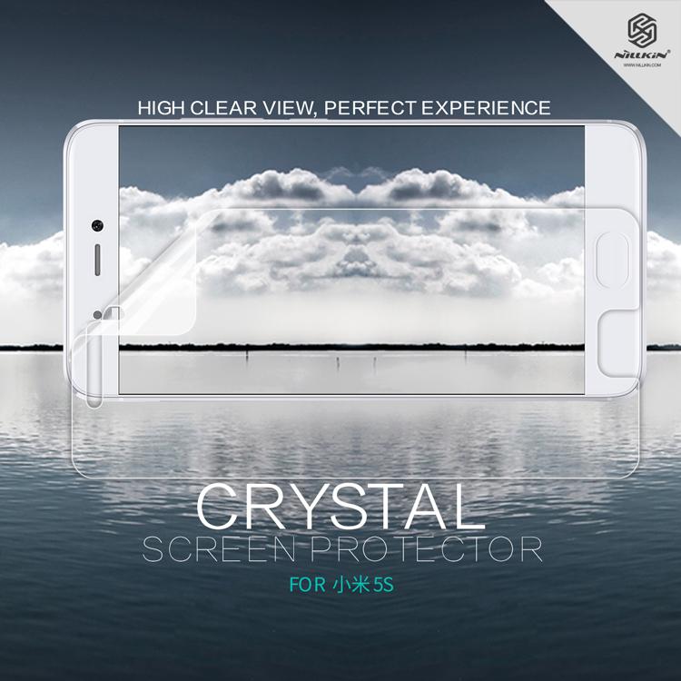 ฟิล์มกันรอยใส Nillkin Super Clear สำหรับ Xiaomi Mi 5s