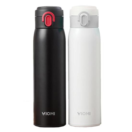 Xiaomi Viomi Stainless Steel Vacuum Cup - ขวดน้ำสแตนเลสเก็บอุณหภูมิ ขนาด 460ml.