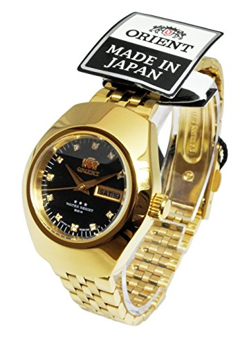 นาฬิกาผู้หญิง Orient รุ่น SNQ22001B8, Automatic Japan