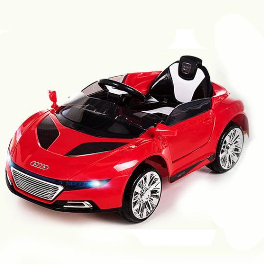 รถแบตเตอรี่เด็กขับ ออดี้ Audi R10