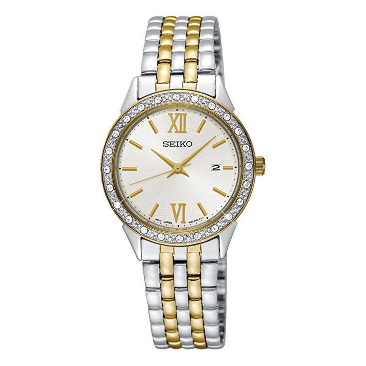 นาฬิกาผู้หญิง Seiko รุ่น SUR690P1, Quartz