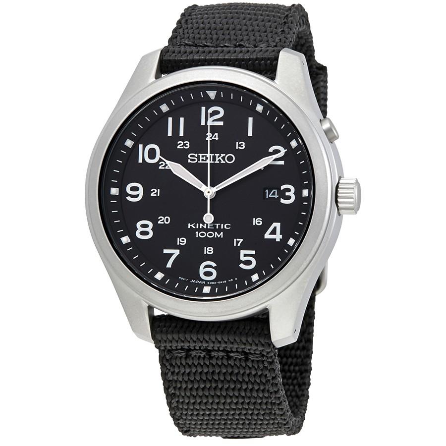 นาฬิกาผู้ชาย Seiko รุ่น SKA727P1, Kinetic