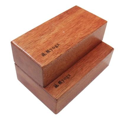 บล็อคโยคะ ไม้ YK9008P (Box yoga)