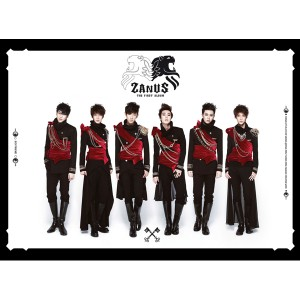 "[PRE-ORDER] BOYFRIEND - 1st Album ""Janus"" (Special Edition)"