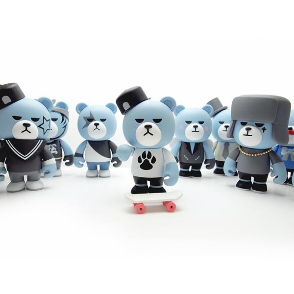 """[PRE-ORDER] BIGBANG - BIGBANG X KRUNK """"Art Toy"""""""