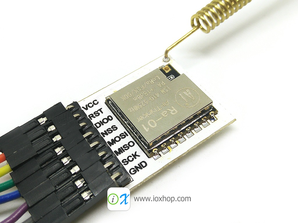 LoRa RA-01 RA-02 Adapter PCB board