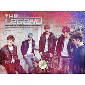 "[PRE-ORDER] LEGEND - 2nd Mini Album ""Sound Up!"""