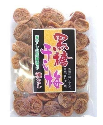 Kokutoh บ๊วยแห้งไร้เมล็ดเคลือบด้วยน้ำตาลดำจากญี่ปุ่น