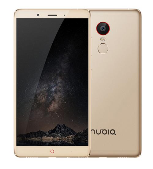 ZTE Nubia Z11 MAX แรม4GB รอม64GB Snapdragon 652 จอ 6 นิ้ว(สีทอง)เลิกจำหน่ายแล้ว