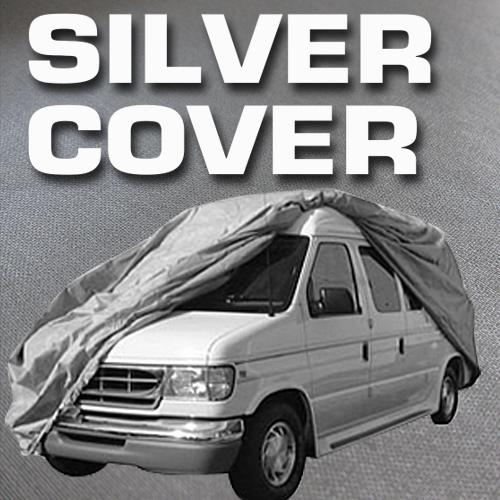 รุ่น Silver Cover สำหรับรถตู้