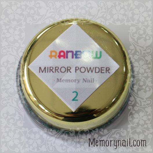 ผงกระจก,Mirror Powder,ผงมิลเลอร์,ผงกระจก สีรุ้ง