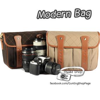 กระเป๋ากล้อง Modern Bag มี 2 สี (Pre Order)