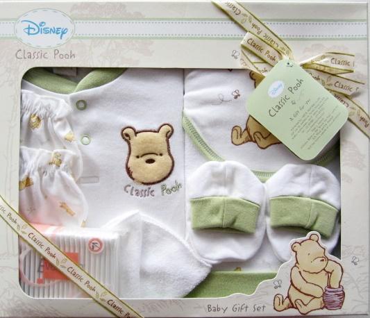 Baby Gift Set หมีพูห์ ( 8 ชิ้น )