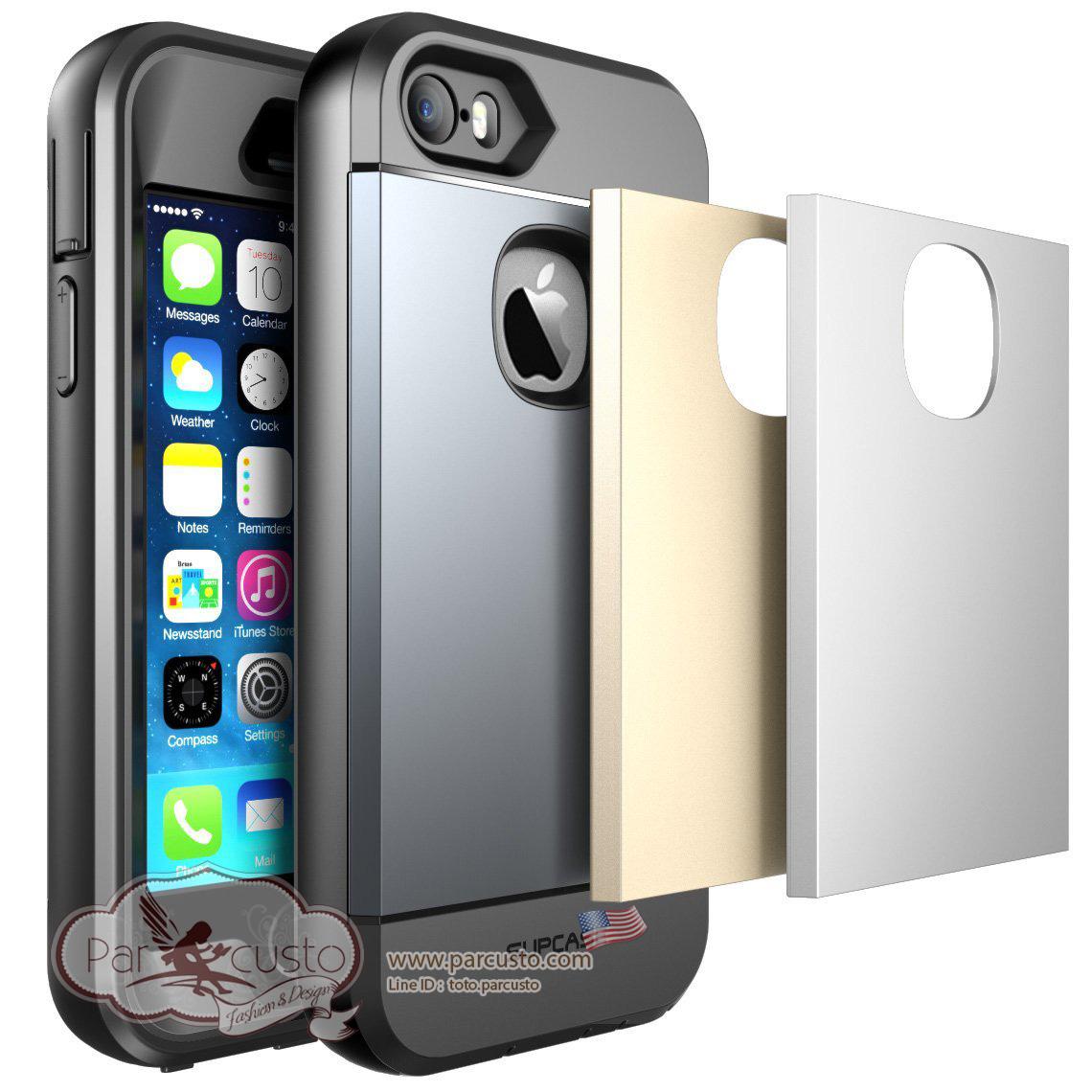 เคสกันน้ำสาดกันกระแทก Apple iPhone SE [Water Resistant] จาก SUPCASE [Pre-order USA]