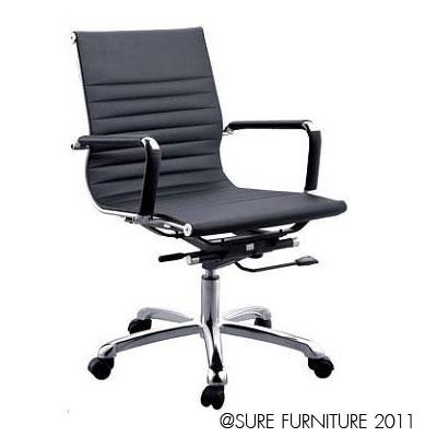 เก้าอี้สำนักงานพนักพิงต่ำ MONIX-02
