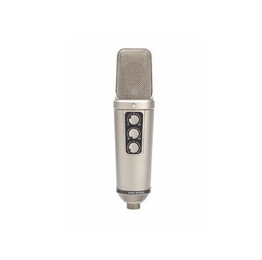 "NT2000 Seamlessly Variable Dual 1"" Condenser Microphone"