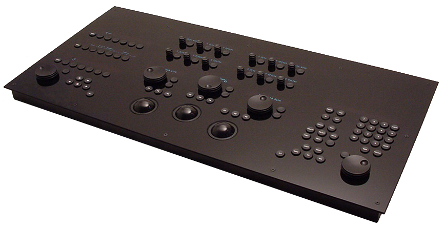 Tangent Devices CP100 Generic Control Panel