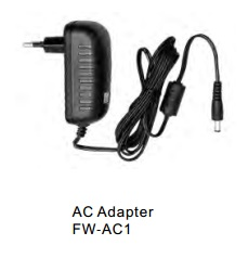 Batteries, Chargers, On-Camera Light Accessries, Cases & Bags FW-AC1